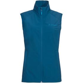 VAUDE Hurricane Vest III Women, kingfisher